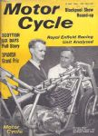 Motor Cycle - Motorcycle Magazine - 13th May 1965 - M2479